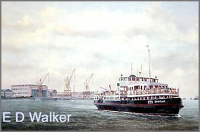 Mersey Ferry Woodchurch